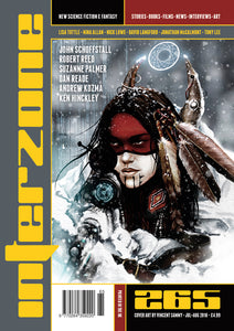 Interzone #265 (Jul-Aug 2016)