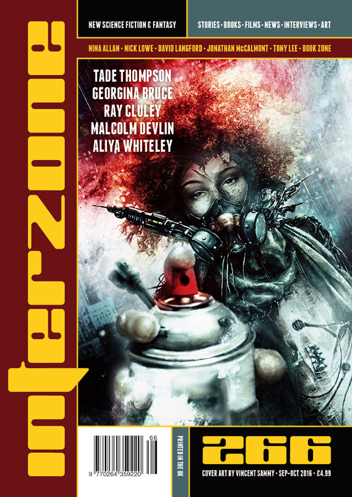 Interzone #266 (Sep-Oct 2016)
