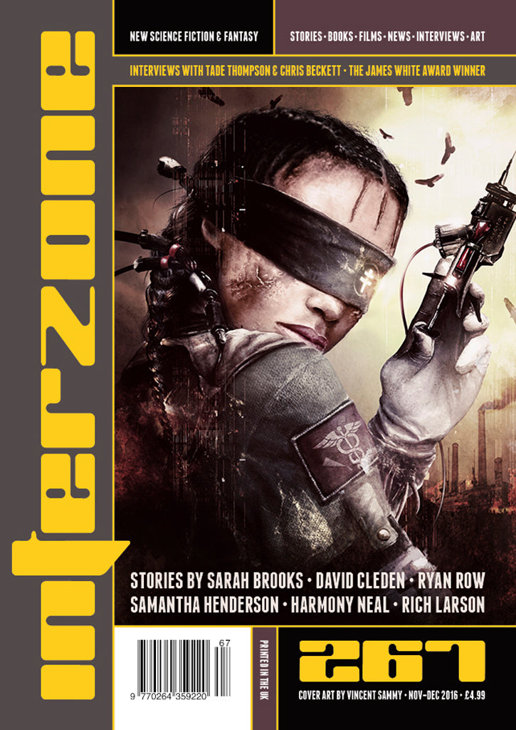 Interzone #267 (Nov-Dec 2016)