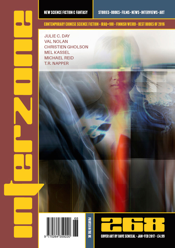 Interzone #268 (Jan-Feb 2017)