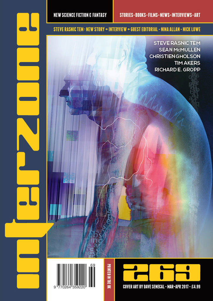 Interzone #269 (Mar-Apr 2017)