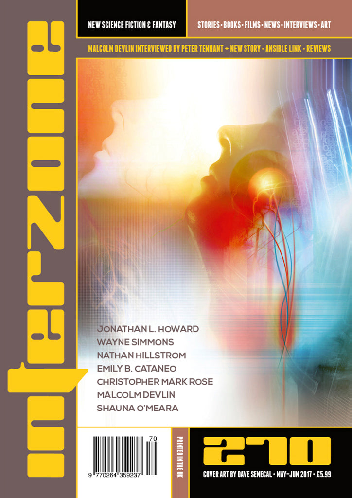 Interzone #270 (May-Jun 2017) Ebook