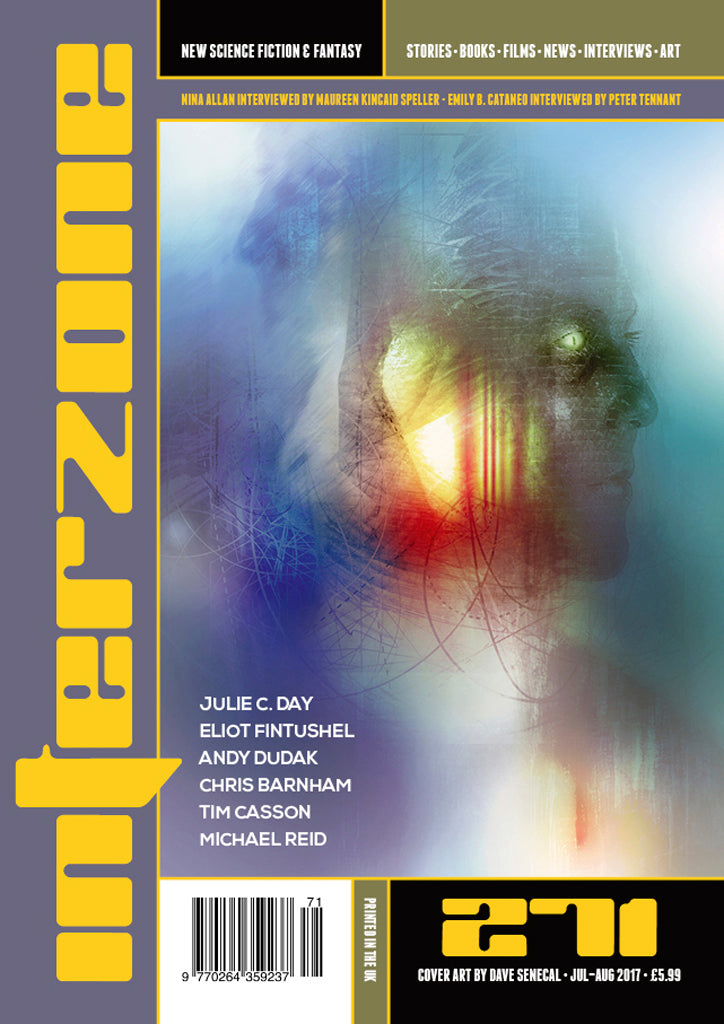 Interzone #271 (Jul-Aug 2017)