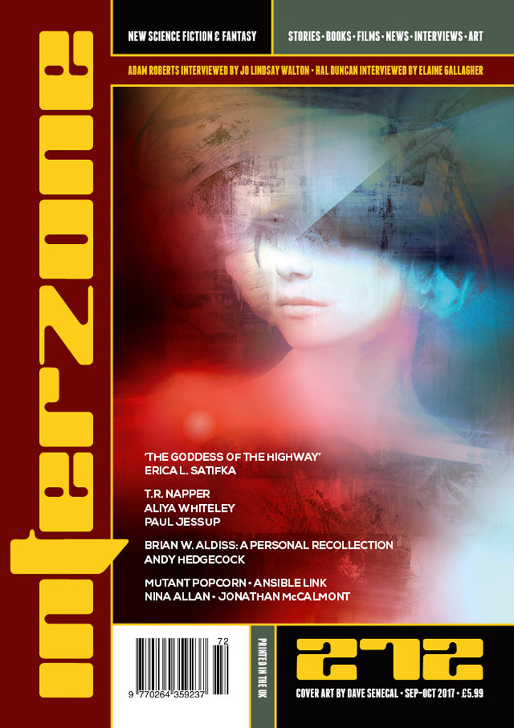 Interzone #272 (Sep-Oct 2017)