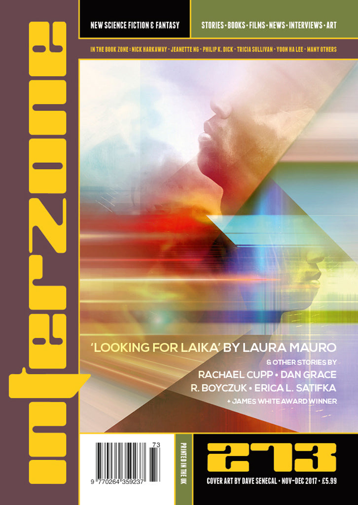 Interzone #273 (Nov-Dec 2017) Ebook