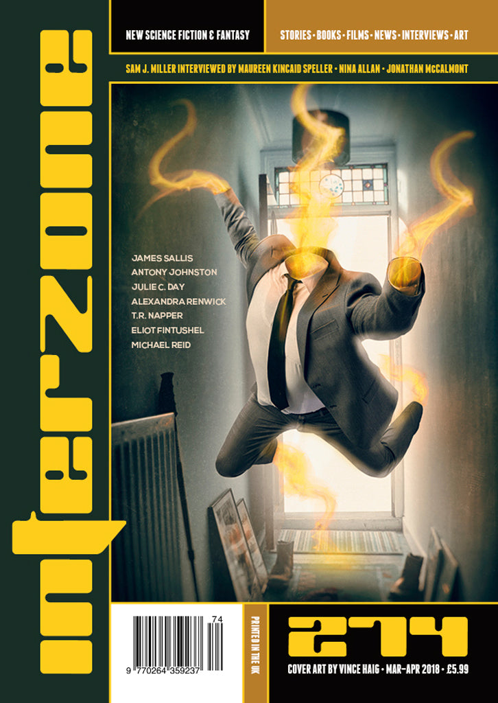 Interzone #274 (Mar-Apr 2018)