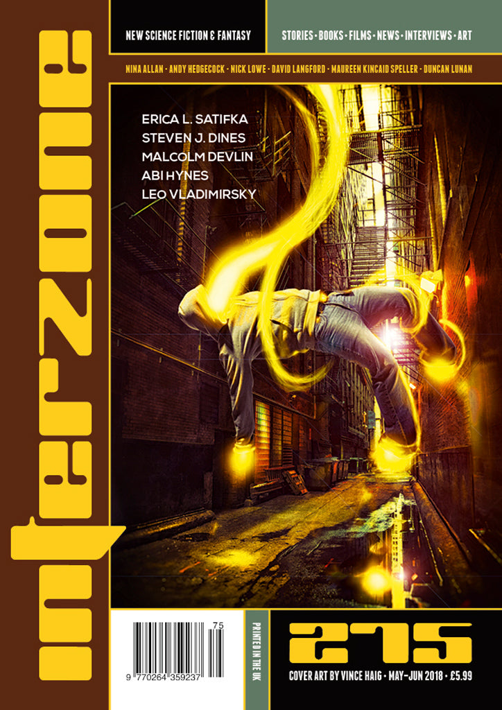 Interzone #275 (May-Jun 2018)