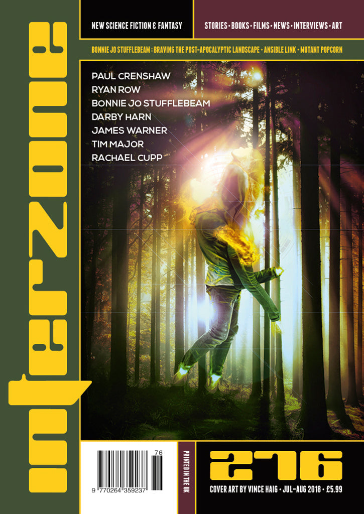 Interzone #276 (Jul-Aug 2018) Ebook