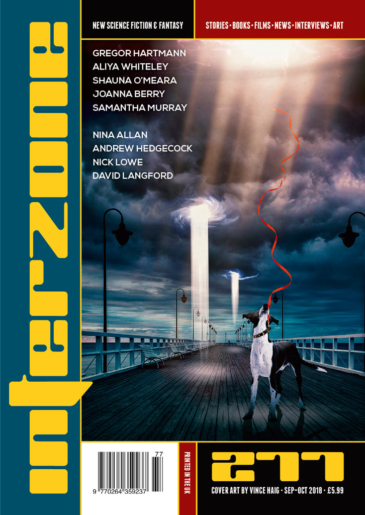 Interzone #277 (Sep-Oct 2018)