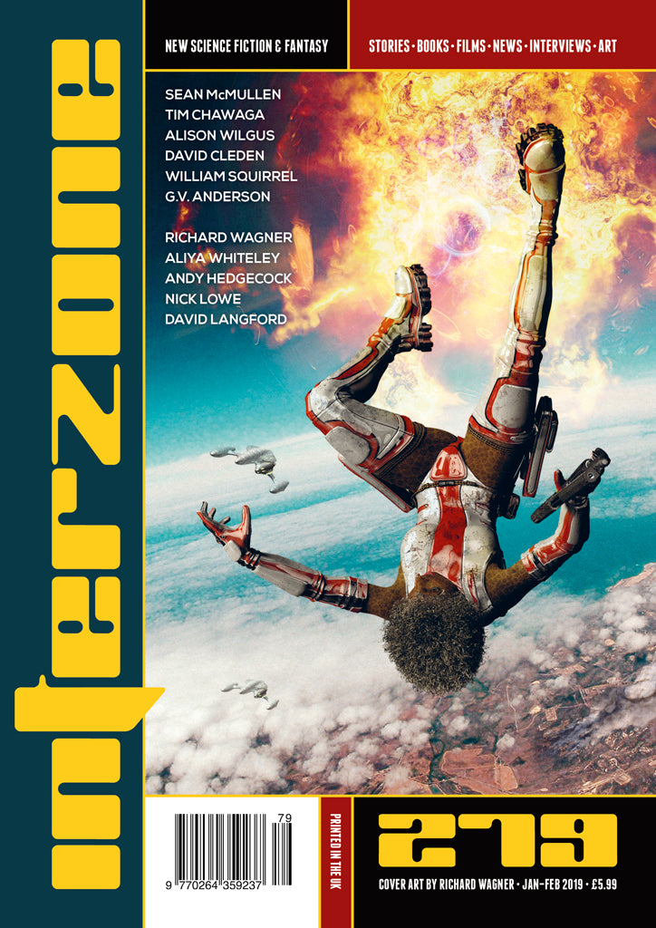 Interzone #279 (Jan-Feb 2019)