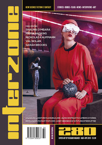 Interzone #280 (Mar-Apr 2019)