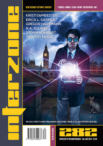 Interzone #282 (Jul-Aug 2019) Ebook