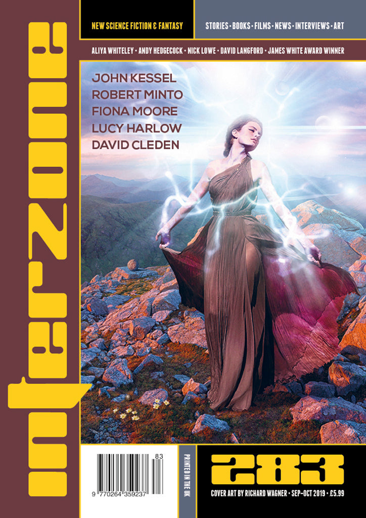 Interzone #283 (Sep-Oct 2019)