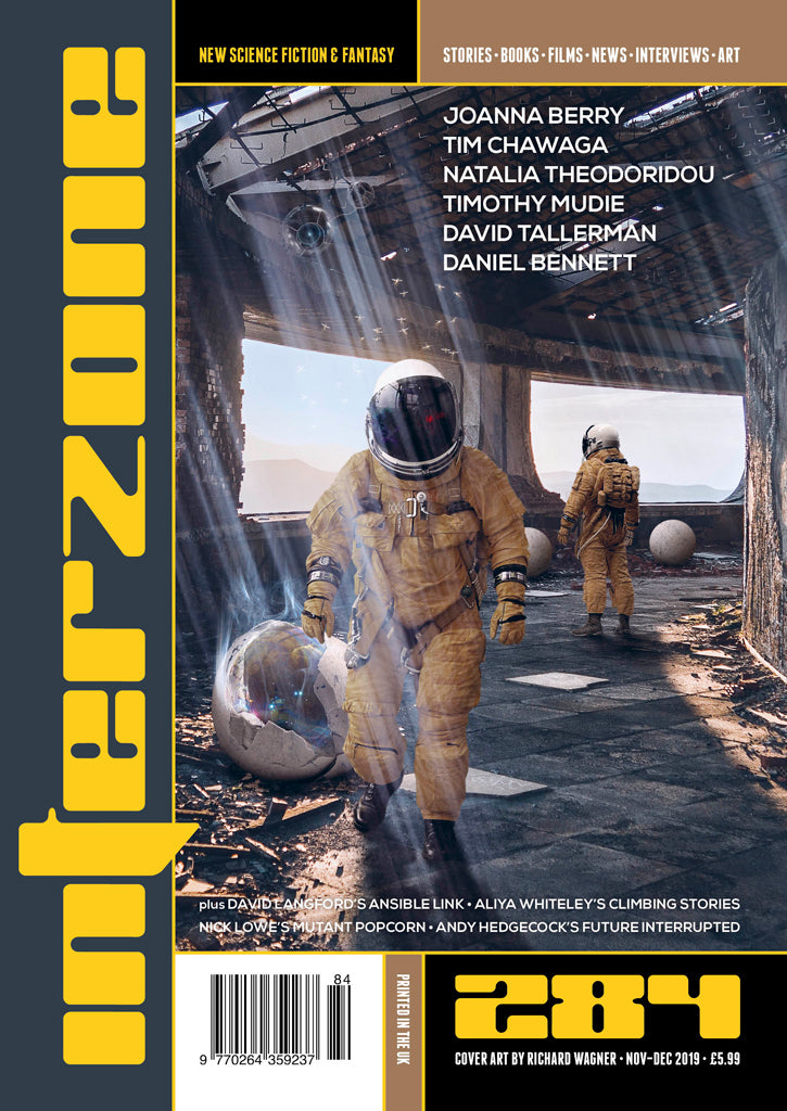 Interzone #284 (Nov-Dec 2019)