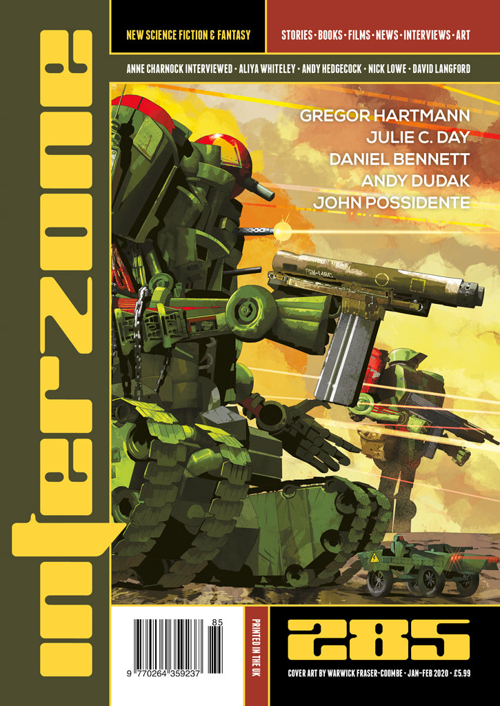 Interzone #285 (Jan-Feb 2020)