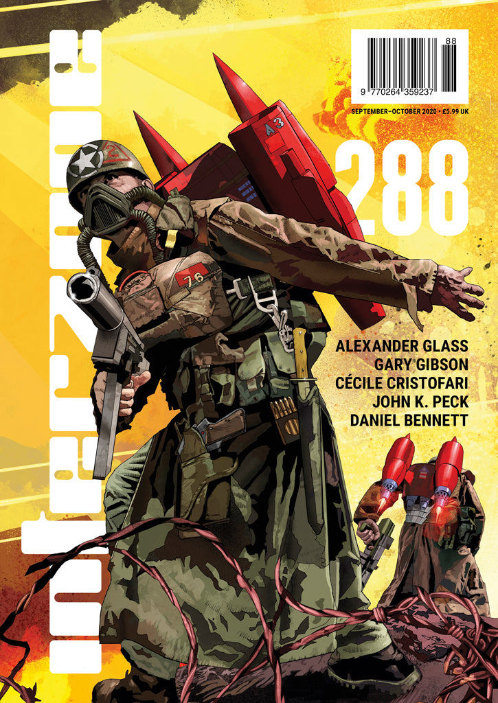 Interzone #288 (Sep-Oct 2020)