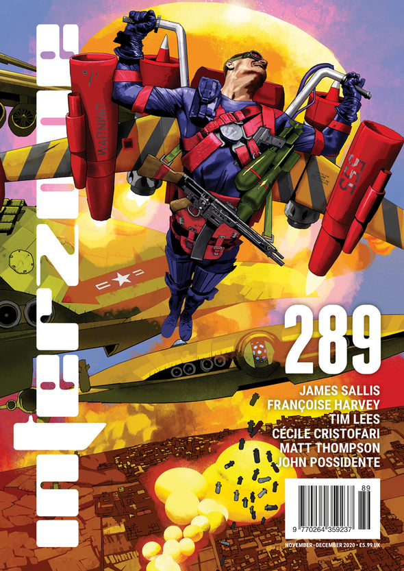 Interzone 289 cover