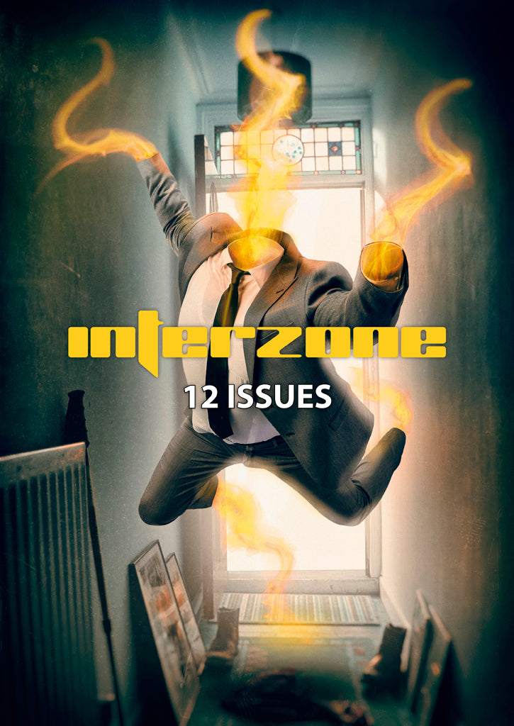 Interzone 12-issue Subscription