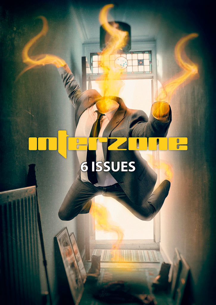 Interzone 6-issue Subscription