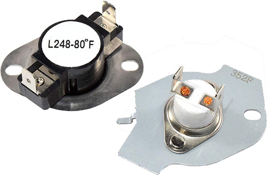 GARP 279769 Dryer Thermal Fuse Thermostat Kit