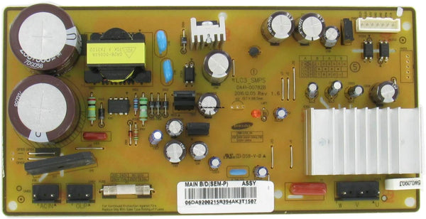 Samsung DA92-00215R Refrigerator Power Control Board (Renewed)