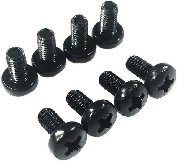 ReplacementScrews Replacement TV Stand Screws for Samsung 6001-002621 (M4XL8)- Set of 8