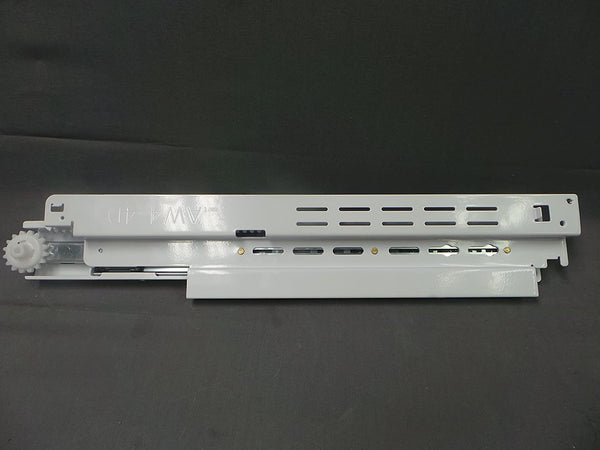 Samsung DA97-13781A Refrigerator Drawer Slide Rail Genuine Original Equipment Manufacturer (OEM) Part