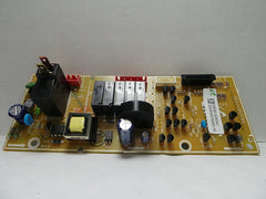 Samsung DE92-02434C Microwave Relay Control Board Genuine Original Equipment Manufacturer (OEM) Part