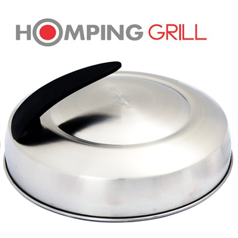 Homping Grill Stainless Lid