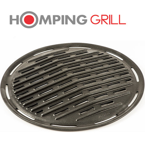Homping Steak Plate