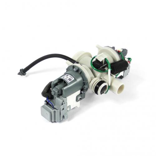 Samsung DC97-20639A Washer Drain Pump Assembly Genuine Original Equipment Manufacturer (OEM) Part