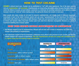 Cocaine Test Kit - DanceSafe Drug Test Kits