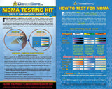 MDMA and Ecstasy Drug Test Kit - DanceSafe Reagents