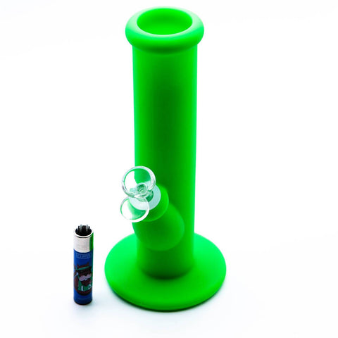 Silly Billy - Silicone Bong - Green