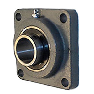 F4B-DLEZ-30M-PCR Flange Block Bearings