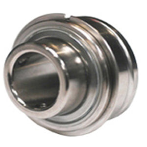 ERX-PN20 Insert Bearings Cylindrical OD