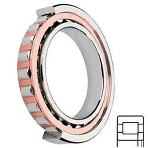 NUP 208 ECP Cylindrical Roller Bearings