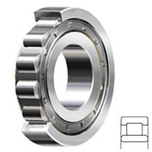 NU 208 ECJ Cylindrical Roller Bearings
