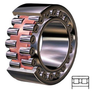NN 3018 KTN9/SP Cylindrical Roller Bearings