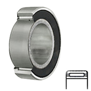 RS 10 Needle Non Thrust Roller Bearings