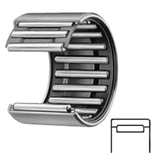 HK0408 Needle Non Thrust Roller Bearings