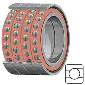 7217CG1Q21J74 Precision Ball Bearings