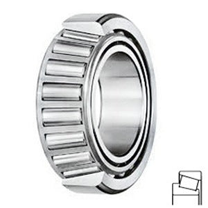 30205JR Tapered Roller Bearing Assemblies