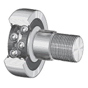 PCFE 2 1/4 Cam Follower and Track Roller - Stud Type