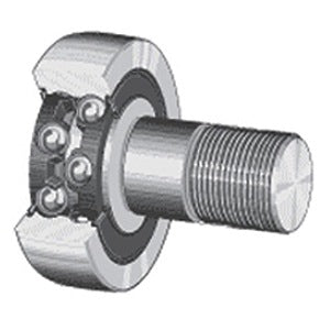 PLRS-1 Cam Follower and Track Roller - Stud Type