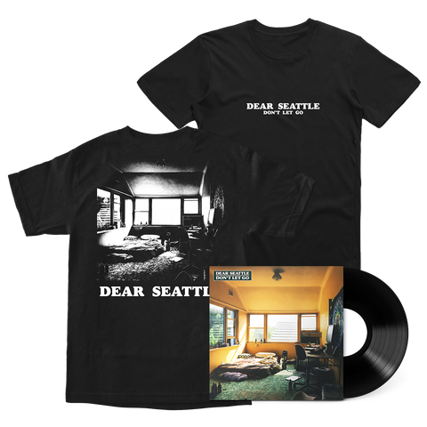 Dear Seattle 'Don't Let Go' LP + T-Shirt