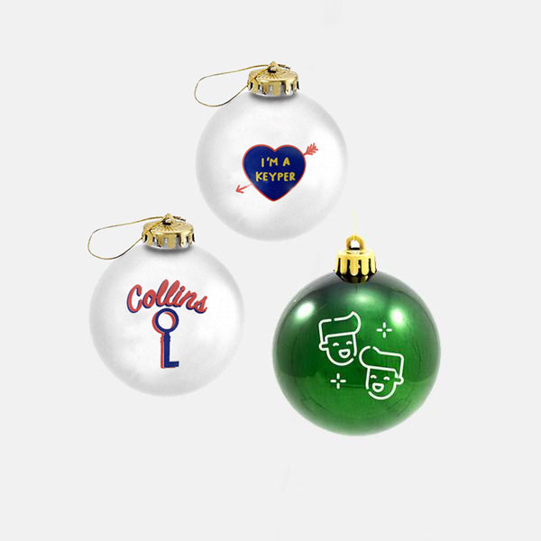 GUYS ORNAMENT BUNDLE (3 PACK)
