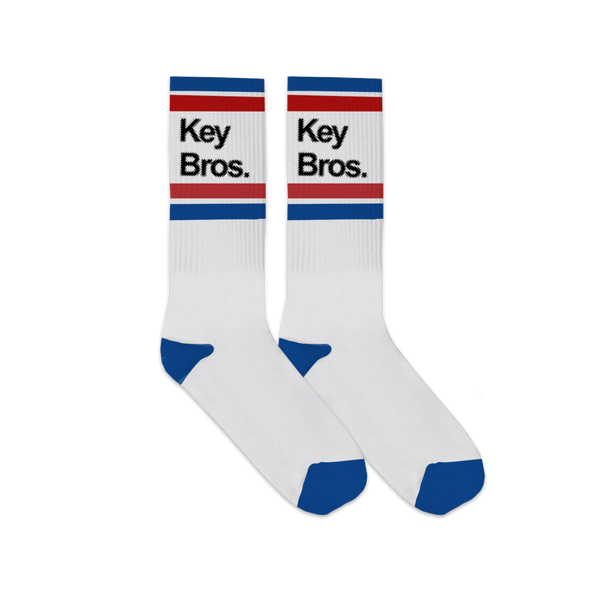 GIRLS KEY BROS SOCKS