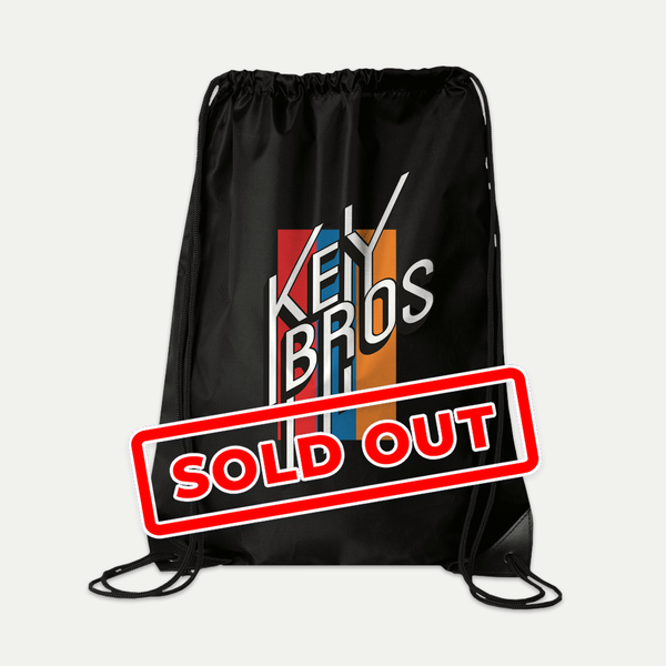 GIRLS KEY BROS DRAWSTRING BAG