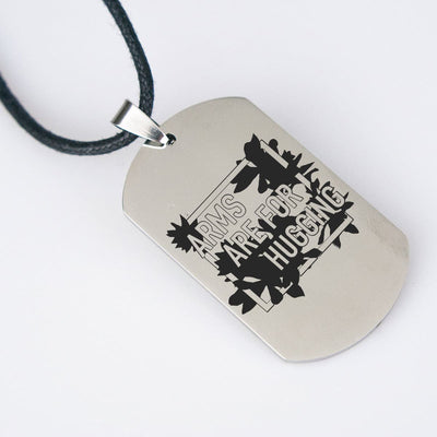 STAND Arms Dogtag